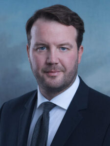 Porträtfoto Rechtsanwalt für Strafrecht - Johannes Daners
